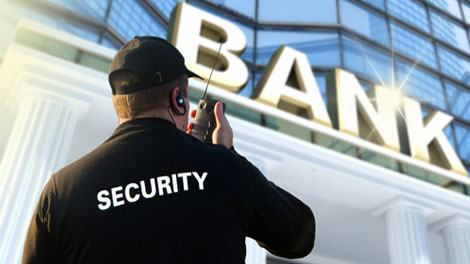 Bank & Mobile Network Security: For want of a nail...